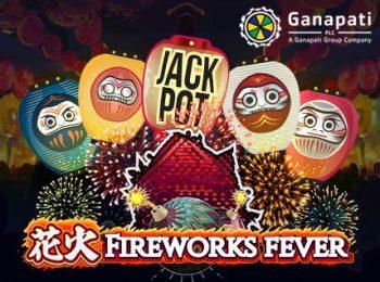 Trò chơi Cơn sốt Pháo hoa – Fireworks Fever từ Dafabet