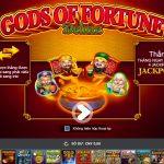 Chơi trò chơi Gods of Fortune Deluxe hấp dẫn trên Dafabet