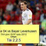 Soi kèo Dafabet: Đặt cược vào trận Schalke 04 vs Bayer Leverkusen