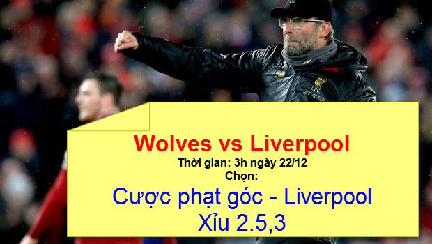 Wolverhampton vs Liverpool dafabet