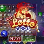 Chơi thử trò chơi Lottopop Keno từ Dafabet