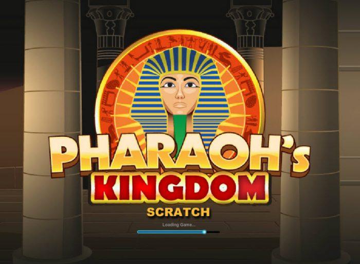 top-6-game-bai-cao-hay-nhat-tai-dafabet-2019-Pharaoh's Kingdom Scratch 2
