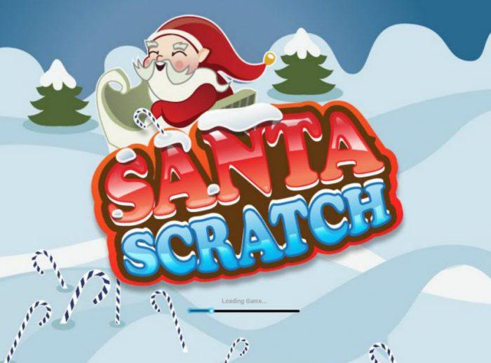 top-6-game-bai-cao-hay-nhat-tai-dafabet-2019 -Santa Scratch 2