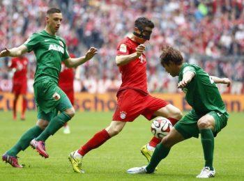 Soi kèo Dafabet thể thao: Augsburg vs Bayern Munich (16/2)
