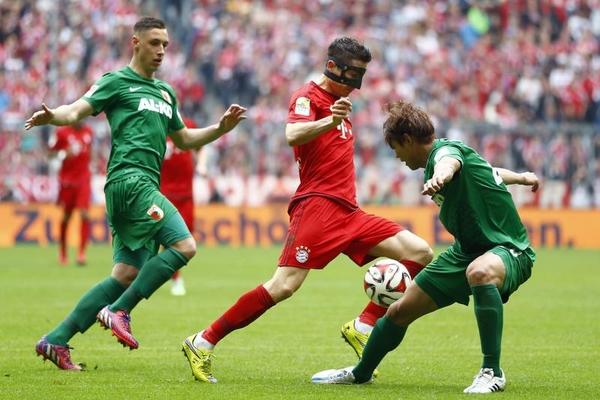 Augsburg vs Bayern Munich dafabetlinks