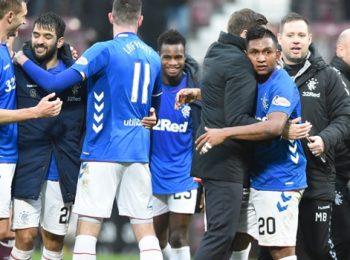 Cá cược Rangers: Gerrard không hài lòng với Alfredo Morelos