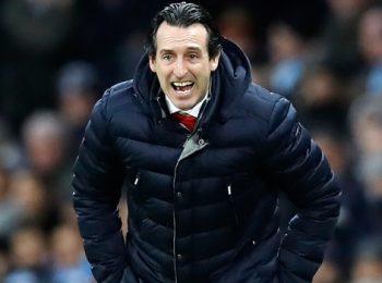 Emery đặt mục tiêu phải thắng cho Arsenal trước trận vs Huddersfield