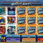Chơi thử trò chơi Break Away hấp dẫn tại Dafabet !