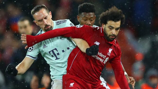 Bayern Munich vs Liverpool-c1