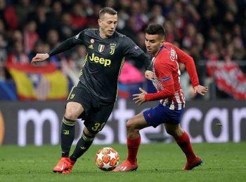 Đặt cược Juventus vs Atletico Madrid (Vòng 1/8 Champions League)