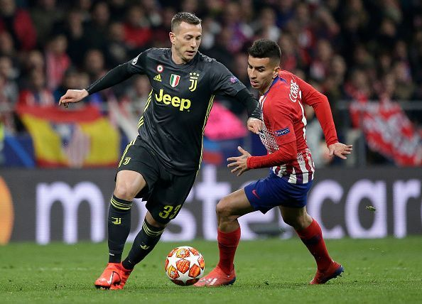 Juventus vs Atletico Madrid-dafabet