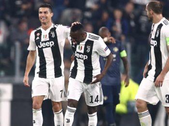 Kèo bóng đá Juventus – Ajax (Link Dafabet ngày 17/4)