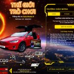 Khuyến mãi Thế giới Trò chơi tại Dafabet – Trúng xe Tesla Model X