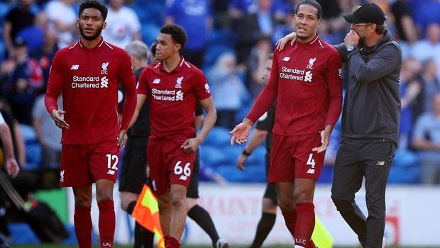 Liverpool vs Barcelona-dafabet