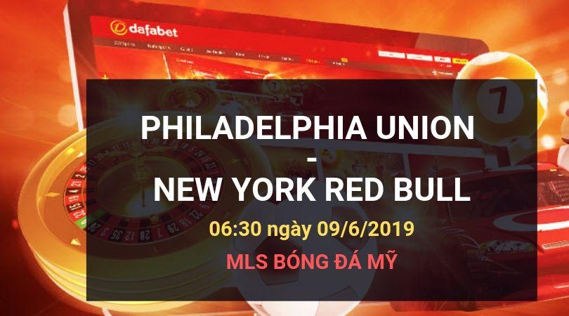 Dafabetlinks-keo-bong-da- MLS - Philadelphia Union vs New York Red Bull