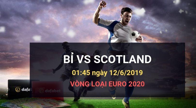 Dafabetlinks-keo-bong-da- uefa-euro-2020-vong-loai - Bỉ vs Scotland