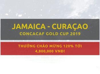 Jamaica vs Curaçao (Gold Cup 2019) Soi kèo Dafabet ngày 26/06/2019