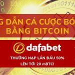 Cá cược bóng đá bằng đồng Bitcoint tại đâu tốt nhất?