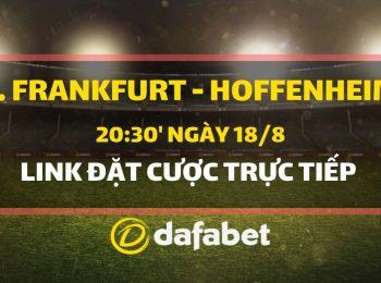 E. Frankfurt – Hoffenheim (17/8)