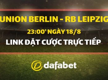 Union Berlin – RB Leipzig (18/8)