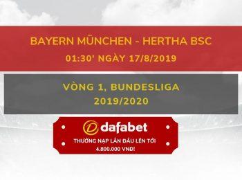 Bayern Munich – Hertha Berlin