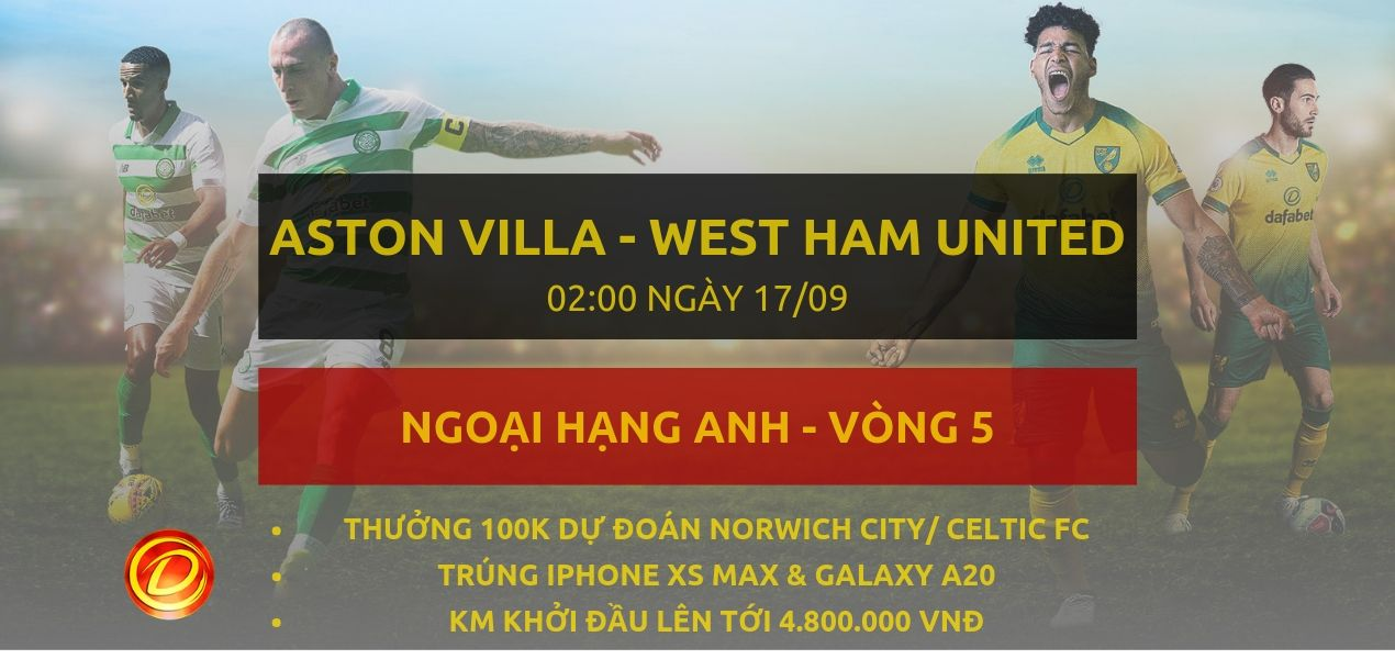soi keo dafabet [NHA] Aston Villa vs West Ham United