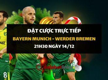 Bayern Munich – Werder Bremen