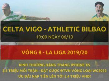 Celta Vigo – Athletic Bilbao 6/10