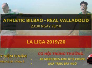 Bilbao vs Valladolid 20/10