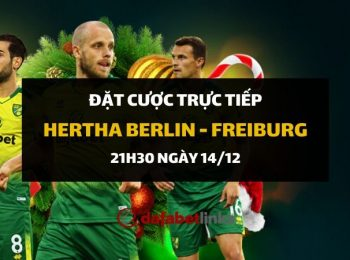 Hertha Berlin – Freiburg
