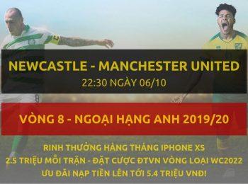 Newcastle – Man United 6/10