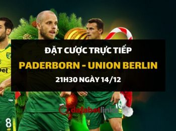 SC Paderborn – Union Berlin