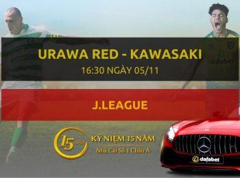 Urawa Red Diamonds – Kawasaki Frontale