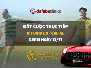 Vitoria BA – Crb AL (13/11)
