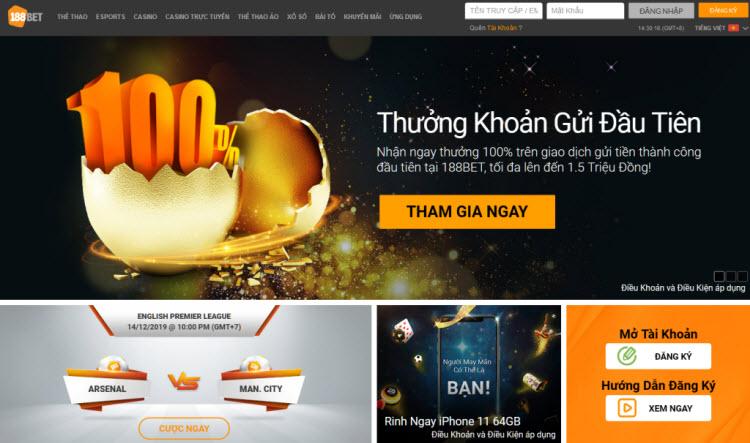 top-10-nha-cai-tot-nhat-vietnam-2020-188bet viet nam