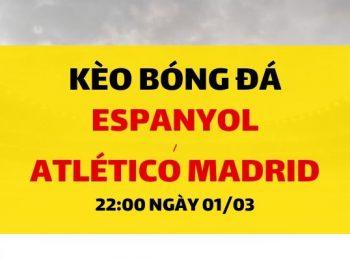 Espanyol – Atletico Madrid