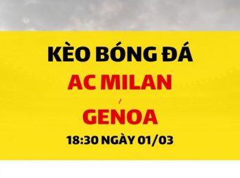 AC Milan – Genoa