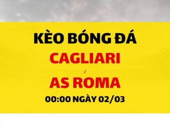 Cagliari – AS Roma