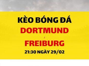 Dortmund – Freiburg
