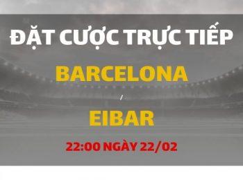 Barcelona – Eibar
