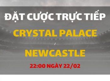 Crystal Palace – Newcastle