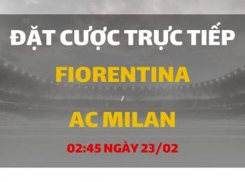 Fiorentina – AC Milan