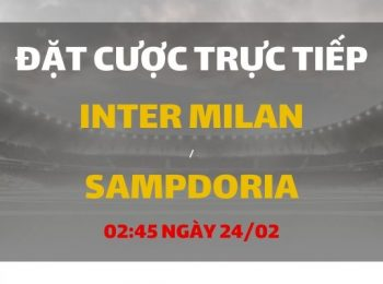Inter Milan – Sampdoria