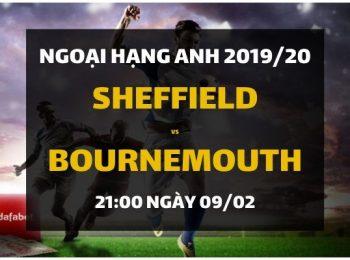 Sheffield – Bournemouth