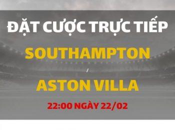 Southampton – Aston Villa