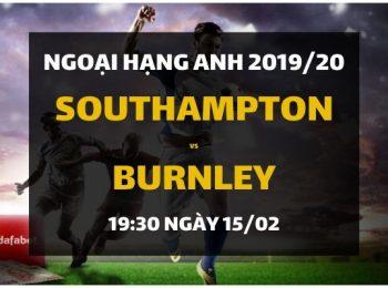 Southampton – Burnley