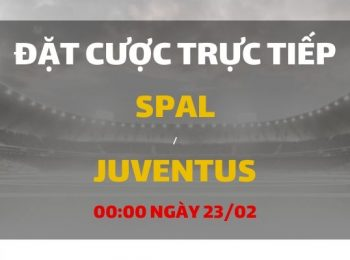 Spal – Juventus
