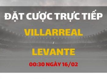 Villarreal – Levante