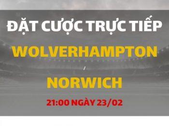 Wolverhampton – Norwich City