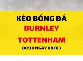 Burnley – Tottenham